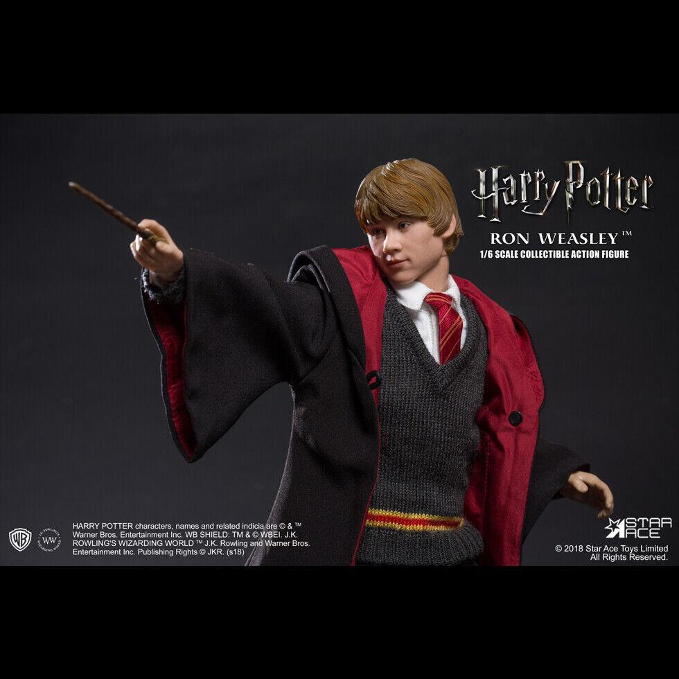 Harry krukmakare, Ron Weasley Teenage Action Figur DLX Ver.(stjärna Ace leksaker)