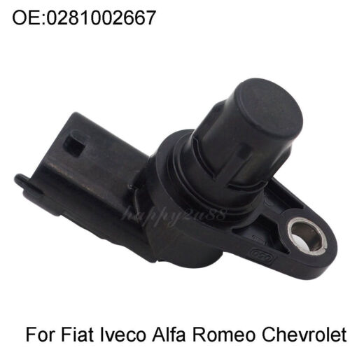 Engine Crankshaft Position Sensor For Fiat Iveco Alfa Romeo Chevrolet 0281002667