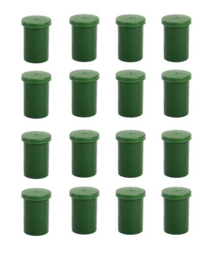 20 X Boîtes de Film Vert Geocaching Cachette Boîte Métallique Bidons Micro Neuf