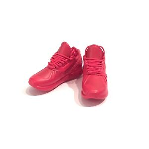 promo code 73604 96fb1 Image is loading madxo-3D-mini-sneaker-adidas-tubular-runner-red-