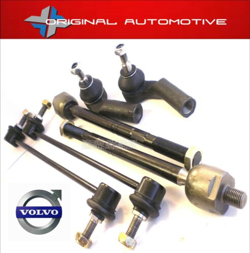 Fits Volvo C30 2006 /> inner /& Outer Track Tie Rod Ends stabilisateur Liens