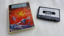 MSX Game - Quasar
