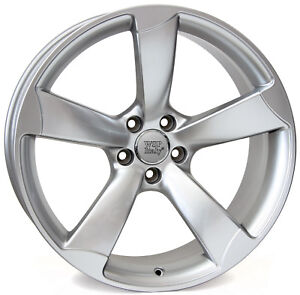 4x-20-inch-x9-GIASONE-SET-of-Wheels-AUDI-A5-S5-RS4-RS5-OEM-COMPATIBLE-ITALY