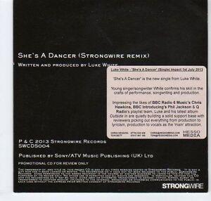 EA390-Luke-White-She-039-s-A-Dancer-2013-DJ-CD