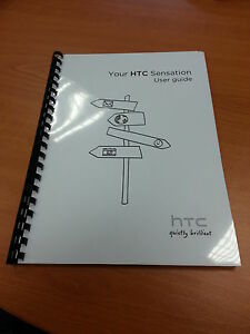 htc sensation full printed user guide instruction manual 174 pages rh ebay co uk htc sensation xl user manual htc sense user manual.pdf