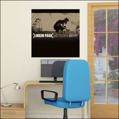 9 Large Iconic Album Covers Art Wall Sticker Decal Ideal Uunusual Gift Man Cave