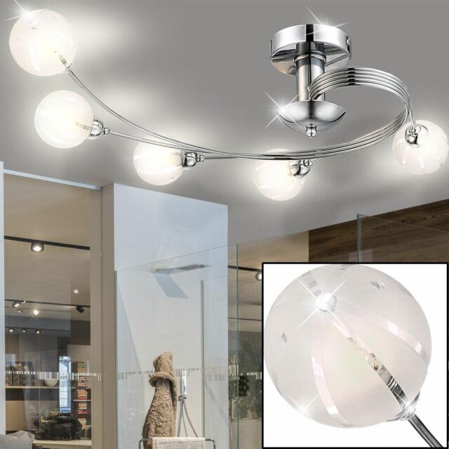 Deckenleuchte Wohnzimmer Esszimmer Deckenlampe leuchte Esszimmerlampe Globo  56397-5