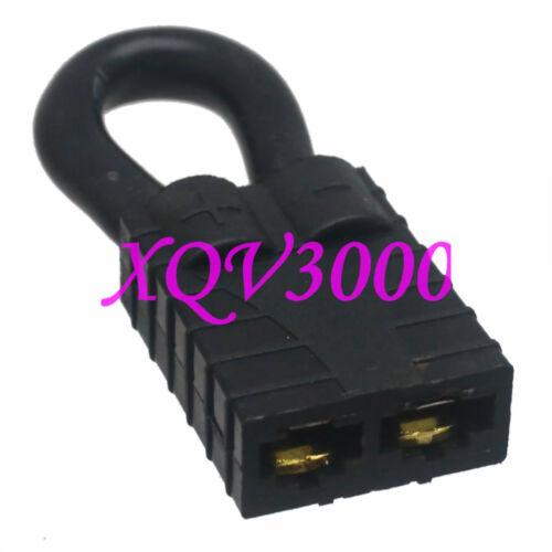TRX Traxxas Female Shorting Plug 12AWG For Battery Eliminator Adapter SCT