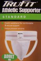 Trufit Athletic Supporter Jock Strap Medium Elastic Band Ships Free Sports Gear