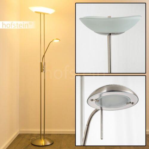 LED Deckenfluter Lucca Lampe Strahler Wohn Schlaf Kinder Zimmer Büro Lesearm A++