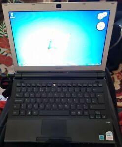 Sony Vaio VGN-TZ11MW Laptop