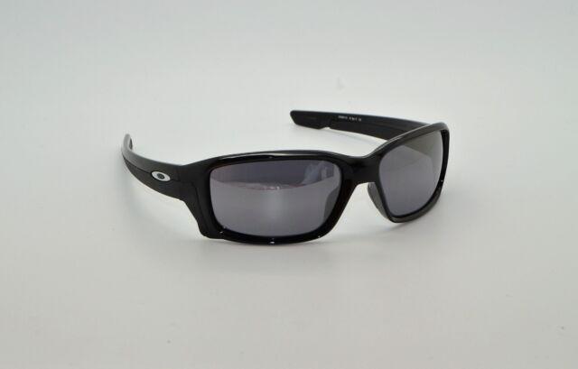 bc33ee328b2 D0 NWOT Authentic OAKLEY Straightlink OO9331-01 Black Sunglasses