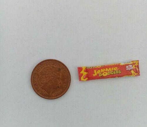 Échelle 1//12 paquet de petits lu Dodgers biscuits pour dollshouse miniatures