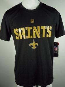 NFL-New-Orleans-Saints-Youth-Size-Unisex-Dri-Tek-Polyester-Athletic-Shirt