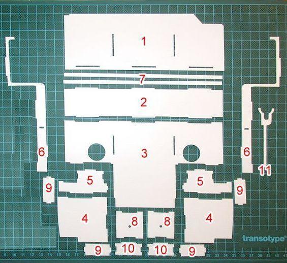 Ml  conductor casa casa casa suelo para Tamiya MAN TGX escala 1 14,5 (versión base) 19a79f