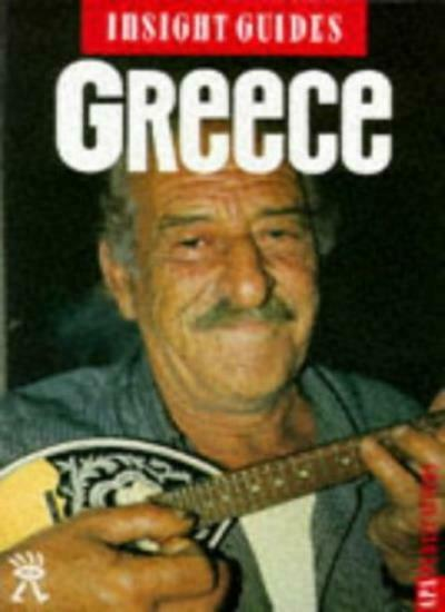 Greece Insight Guide (Insight Guides),- 9789624212358