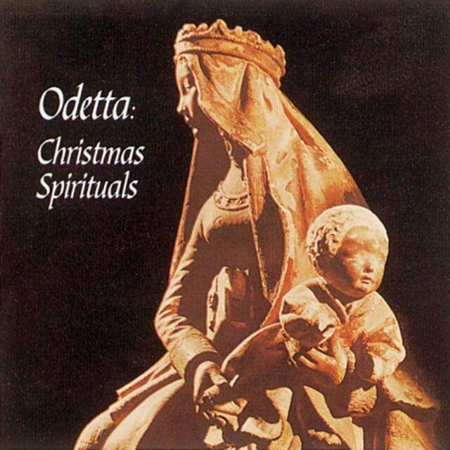 Odetta - Christmas Spirituals (VMD 79079)