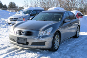 "2007 Infiniti G35X AWD $1700 FIRM ""as is"""