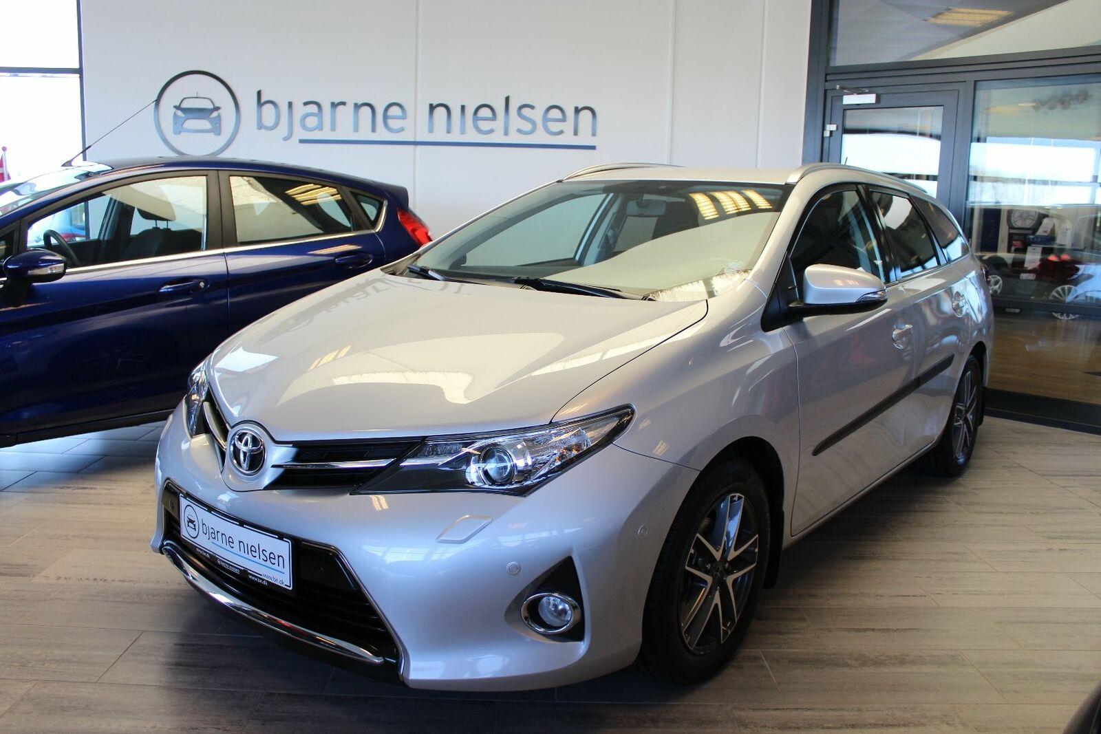 Toyota Auris 1,6 T2+ Comfort TS