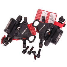 TRP HY//RD Hydraulic Road//CX Bike Post Mount Disc Brake Caliper set F160//R140mm