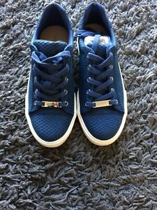 Carvela Ladies Blue Trainers Size 40   eBay