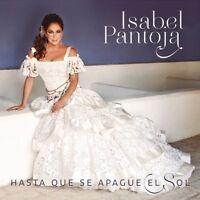 Isabel Pantoja - Hasta Que Se Apague El Sol [new Cd] on sale