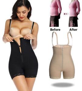 Fajas Colombianas Body Shaper Reductoras Levanta Cola Slimming Vest Tank Top US