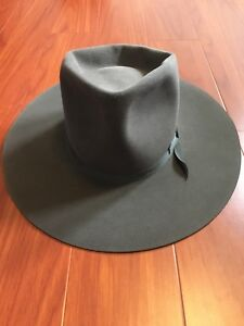 Image is loading Grey-Stetson-X-Tasya-Van-Ree-Hat 4169c7d4679