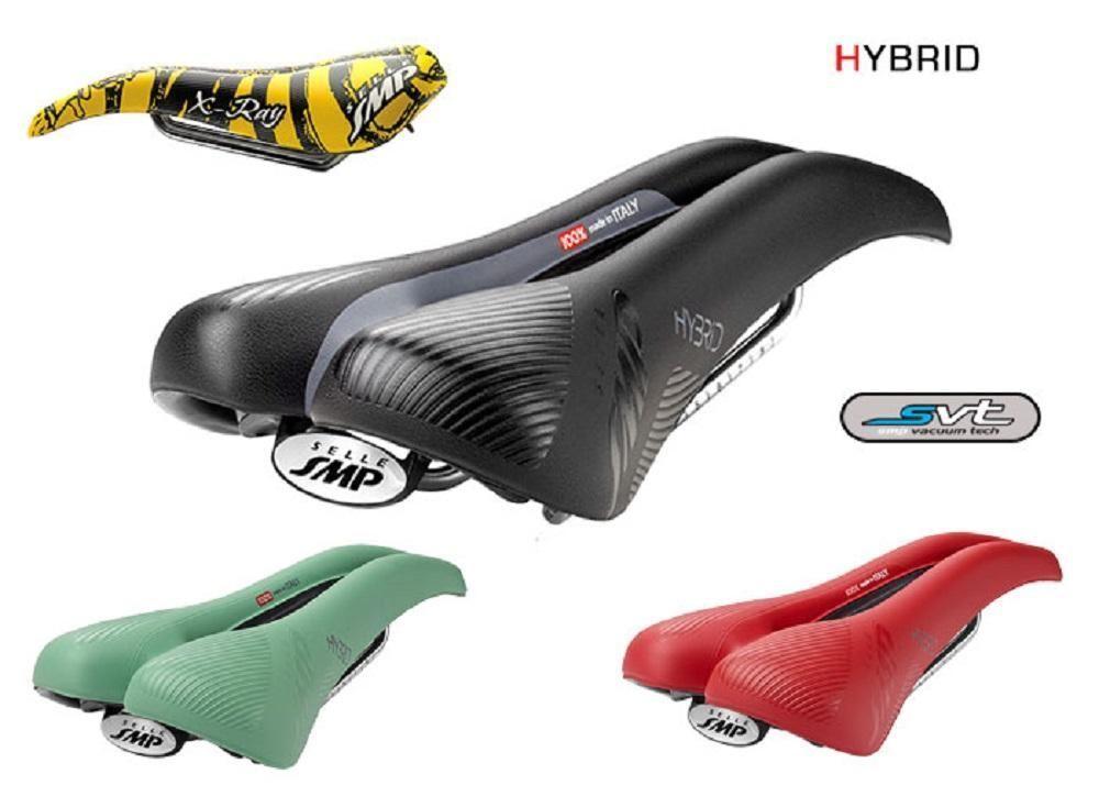 Selle SMP Hybrid SVT   Tour Saddle   fast shipping