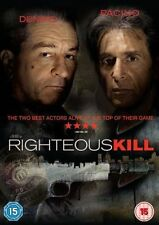 Righteous Kill 2008 DVD