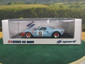 SPARK-Ford-GT40-Winner-Le-Mans-24hr-1968-No9-Light-Blue-1-43-43LM66