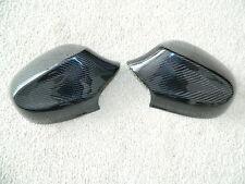 BMW 1er Facelift LCI Carbon Spiegelkappen Spiegel Kappen Mirror Cover Caps