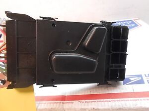 98-05 Mercedes ML lh front seat control switch 0365458428 PL0623