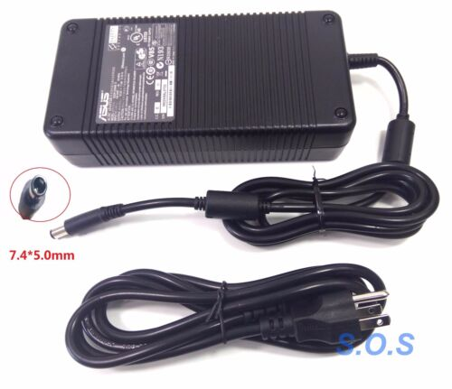 ASUS Charger Adapter for ASUS ADP-230EB T 230AB D G752VS G750JH 230W 19.5V 11.8A