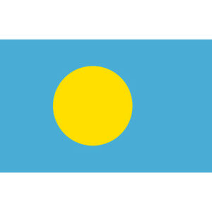 PALAU COUNTRY FLAG   STICKER   DECAL   MULTIPLE STYLES TO CHOOSE FROM