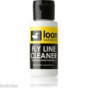 Loon scandinavian fly line cleaner fly fishing ebay for Fishing line conditioner