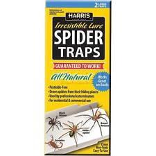 Spider Trap 2pk PF Harris Mfg Co Strp Pkg of 15 UPC 072725000795