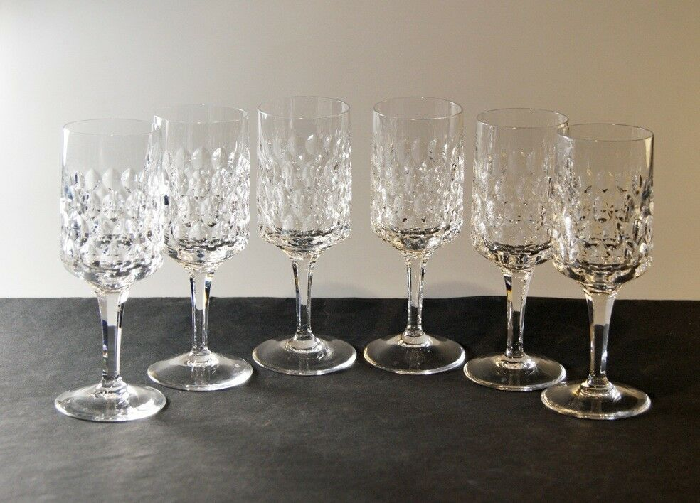 Peill & Putzler - 6 les verres à vin-Grenade - 16,3 cm