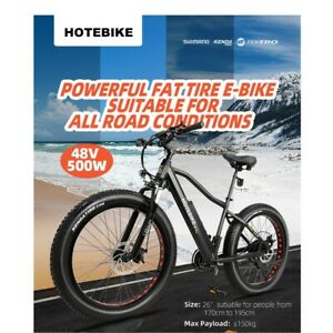 Electric-Bike-Fat-Tire-Electric-Bicycle-48V-500W-26-inch
