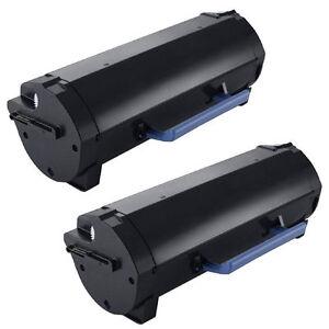 2 X 8.5K Micr Toner Cartridge for Dell S2830DN S2830N H//Y Toner GGCTW  593-BBYP