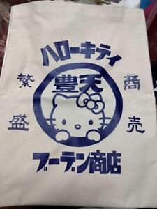 Hello-Kitty-SANRIO-x-Buden-shouten-Collaboration-Tote-bag-Japan-limited-Rare-F-S