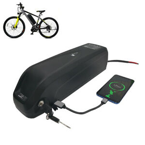 Newest Hailong Li-ion Ebike Battery 48V 13Ah for 750W 1000W Electric Bicycle