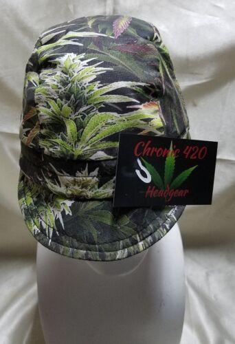 420 Marijuana Hat Doo Rag Rasta Hat Kush Hat Cannabis Hat Hemp Do Rag
