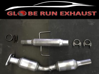 MIDPIPE RESONATOR PIPE 1998-2002 TOYOTA COROLLA 1.8L ENG CATALYTIC CONVERTER