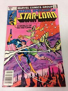Marvel-Spotlight-7-on-Star-Lord-July-1980-Frank-Miller-cover