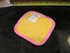 Fisher Price Fun with Food Pink potholder pot holder oven mitt hot pad pretend