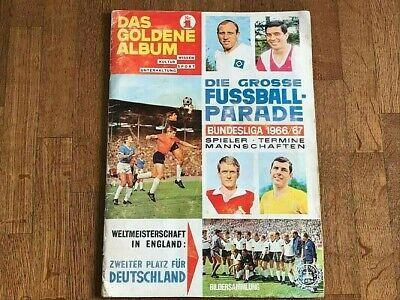 Panini 1 FC Cologne album Leeralbum Bock sur collecter