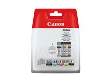 Artikelbild CANON PGI-580PGBK/CLI-581 Multipack Tintenpatrone Mehrfarbig 2078C005AA