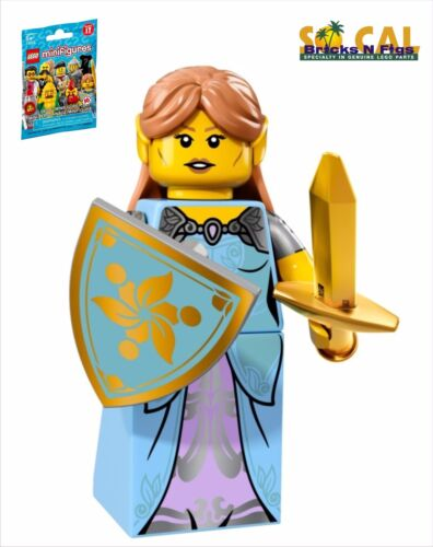 LEGO Minifigures Series 17 71018 Elf Girl New