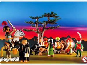 Playmobil-knights-6464-3627-6218-3666-3667-3665-3626-3628-3631